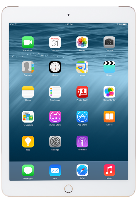 apple ipad air 2 16 gb play. Black Bedroom Furniture Sets. Home Design Ideas