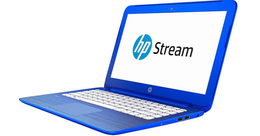 HP Stream 13 + POP 4 + router LinkZone