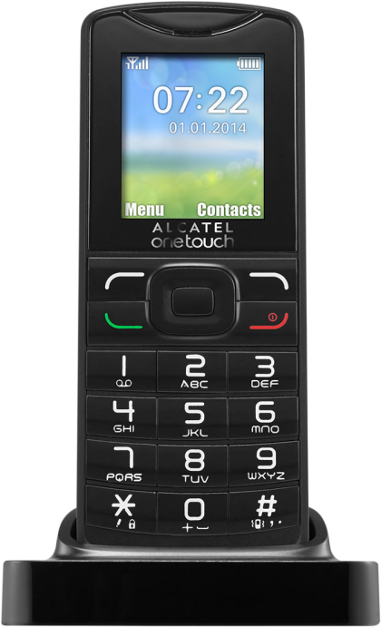 Alcatel ONETOUCH HOME F 102