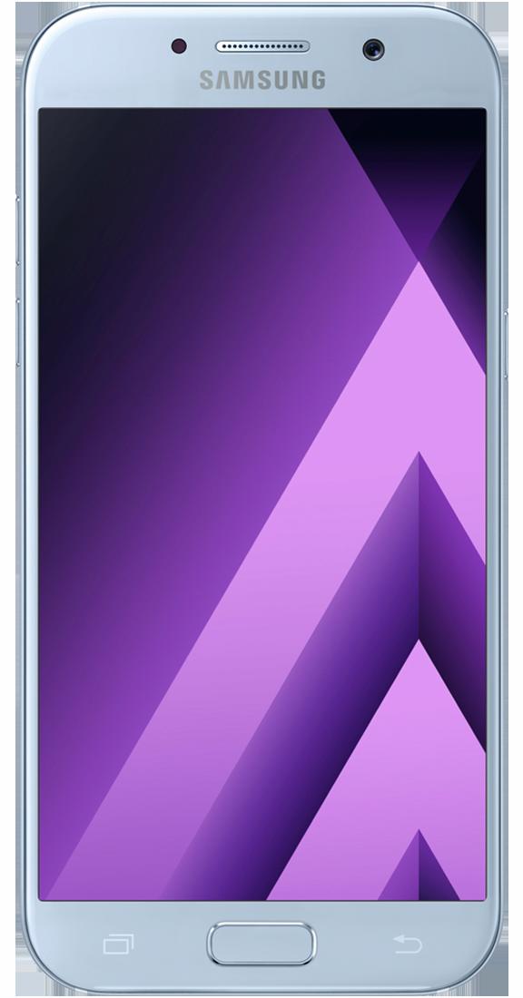 ff37c9d8935 Samsung Galaxy A5 (2017). Trwa ładowanie