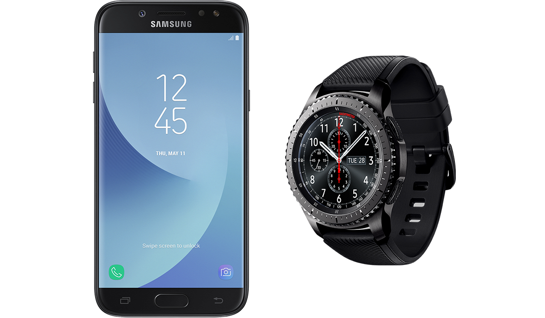 samsung galaxy j5 2017 gear s3 frontier play. Black Bedroom Furniture Sets. Home Design Ideas