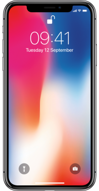 Apple iPhone X 256 GB + Starter Play
