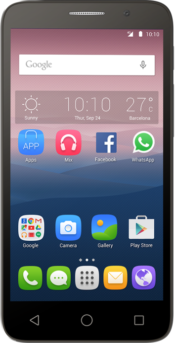 Alcatel Onetouch Pop 3 (5) LTE