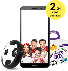 Junior Box + huawei