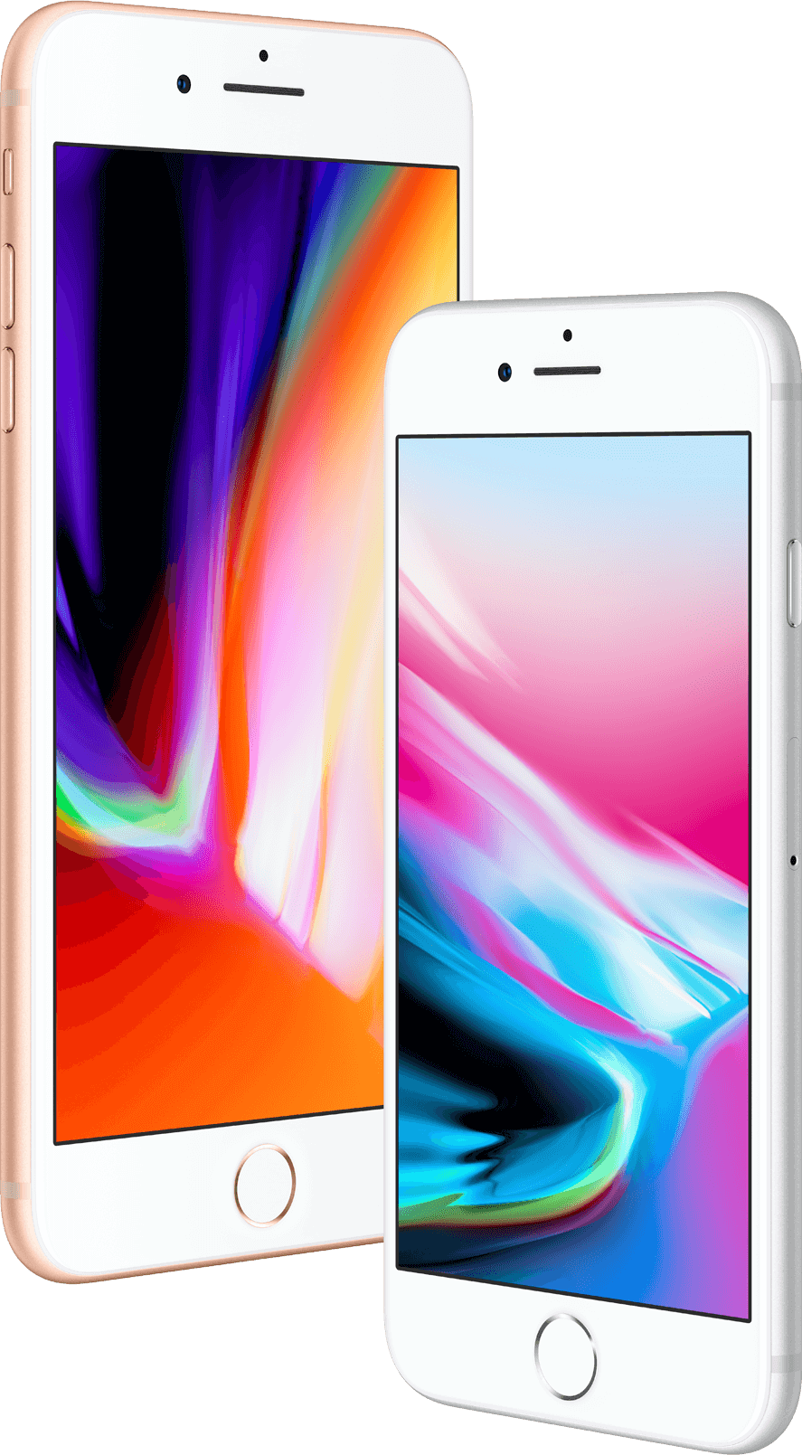 iPhone 8 - front