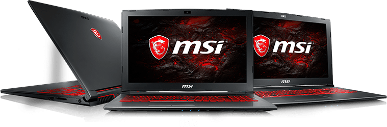 Laptop MSI GV62
