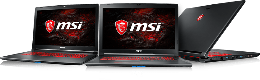 Laptop MSI GV72