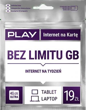 Oferta Karta Play Internet Na Karte Play