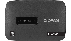 Router Alcatel LinkZone